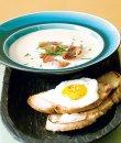 5× podzimní krémová polévka