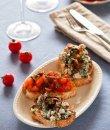 Focacceria Alforno: italské jídlo z pece