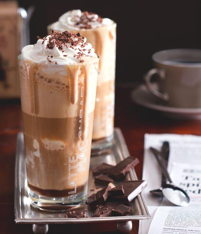 Kávové osvěžení