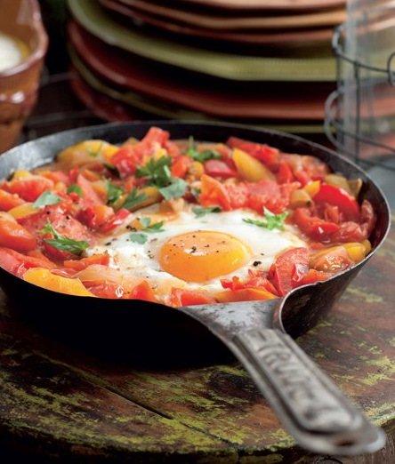 5 večeří s rajčaty