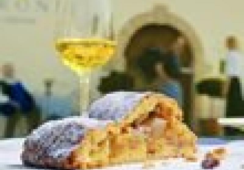 Kořeněné chlebové placky