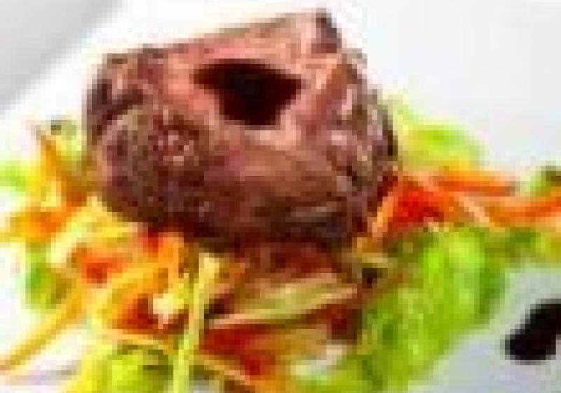 Sezamové kuře