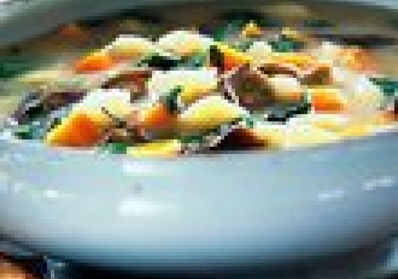 Tortilla s mozzarelou a rajčaty