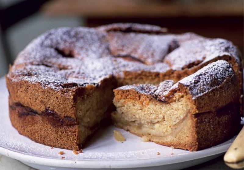 Báječně vláčný koláč
