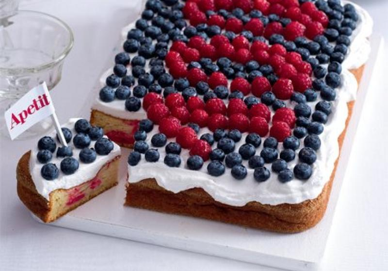 Milčin slavnostní dort