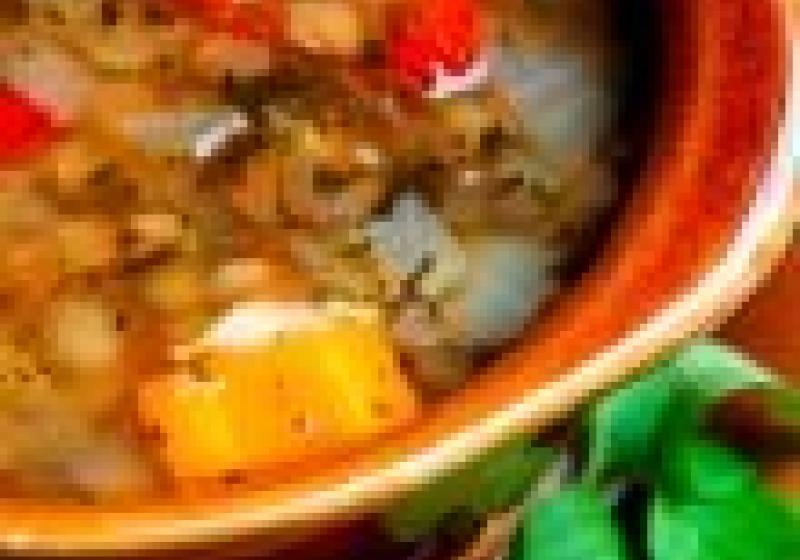 Kuře s rýží v jednom