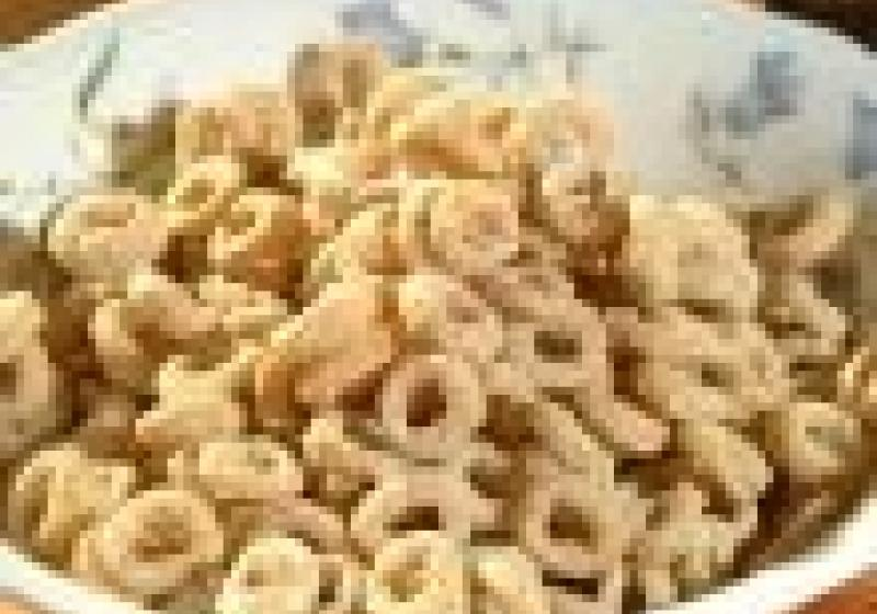 Hovězí ruličky plněné mozzarellou