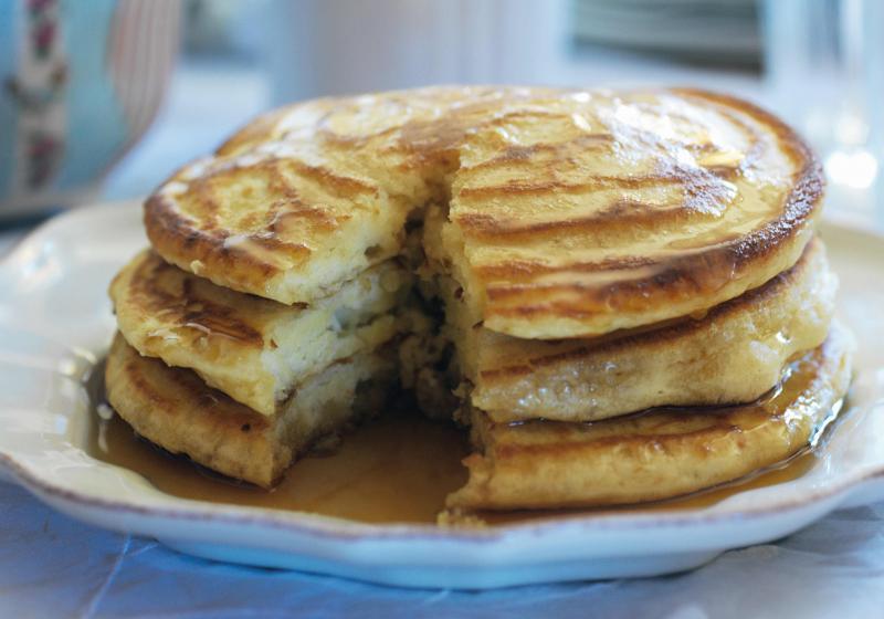 Americké pancakes (lívance)