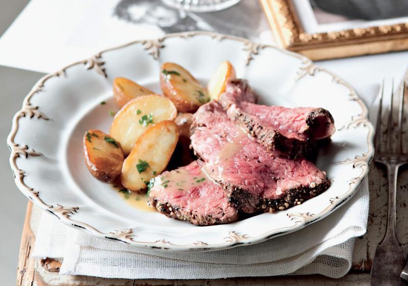 Biftek Chateaubriand
