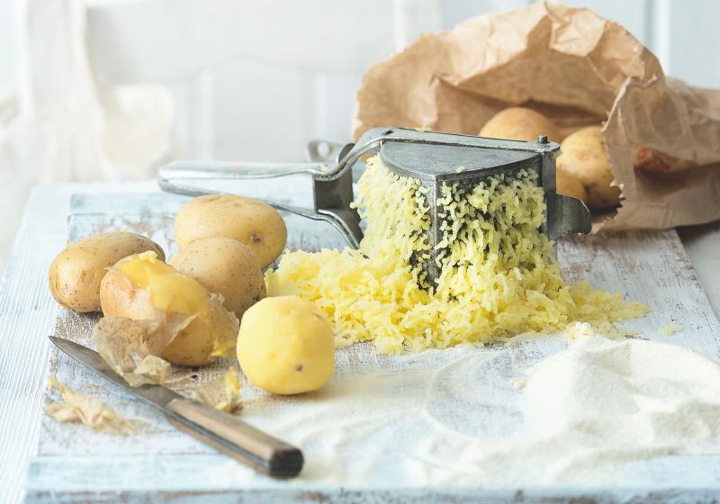 Základní bramborové těsto