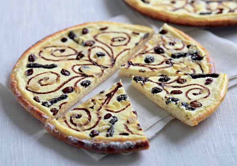 Chodské koláče (podle Hanče Sladké z Draženova)