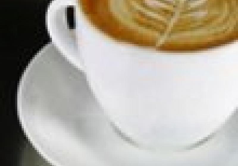 Káva a múzy na Střeleckém ostrově