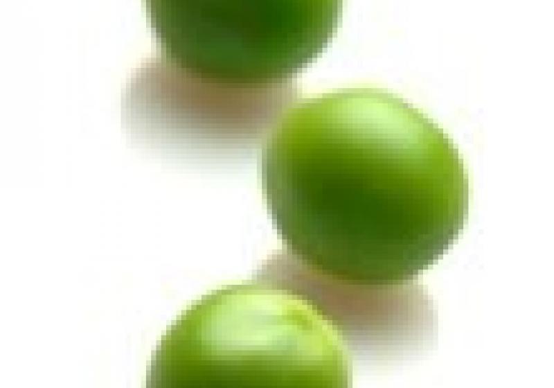 Aby hrášek zůstal zelený