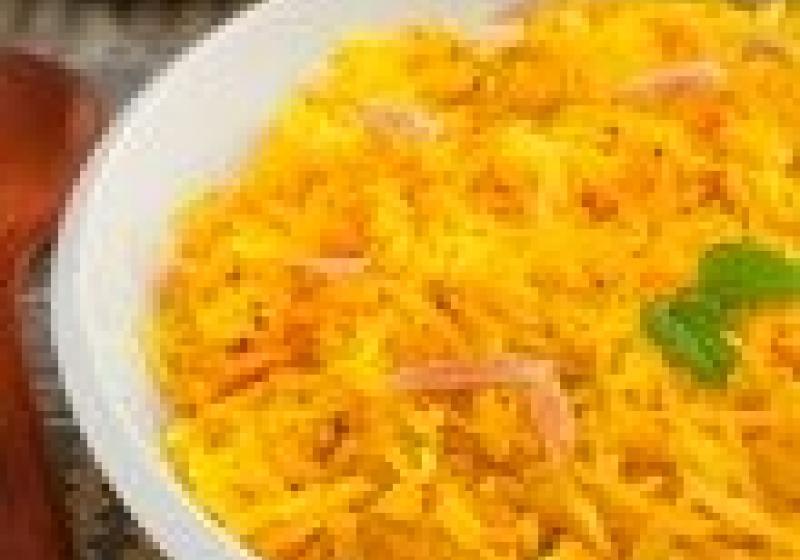 Barevné hrátky s rýží