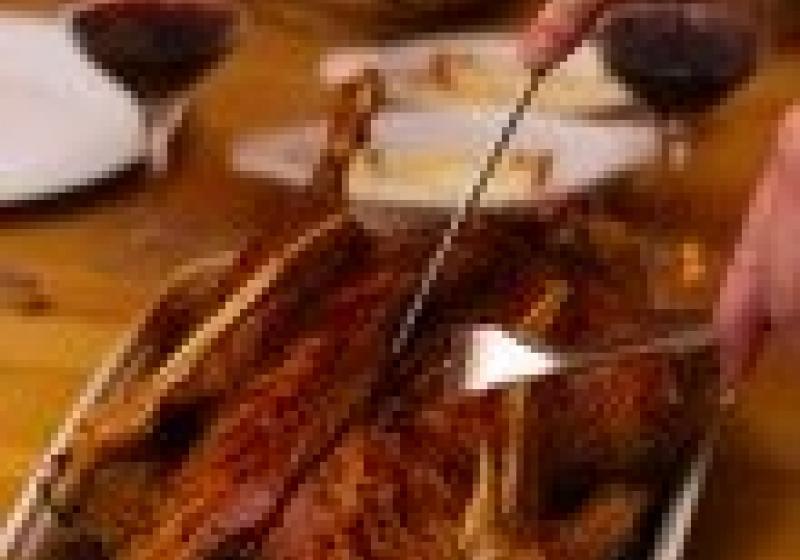 Tipy na svatomartinské menu