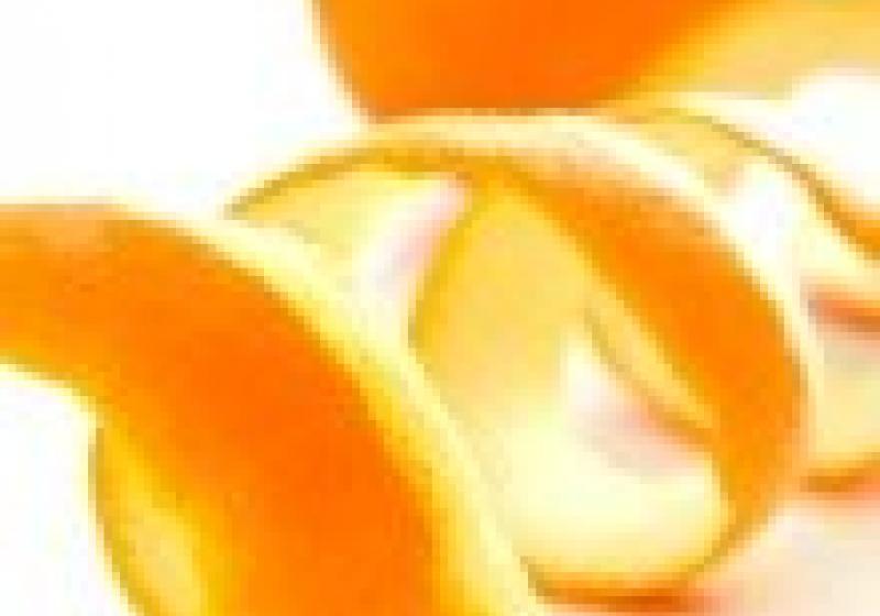 Pomerančovou kůru nevyhazujte