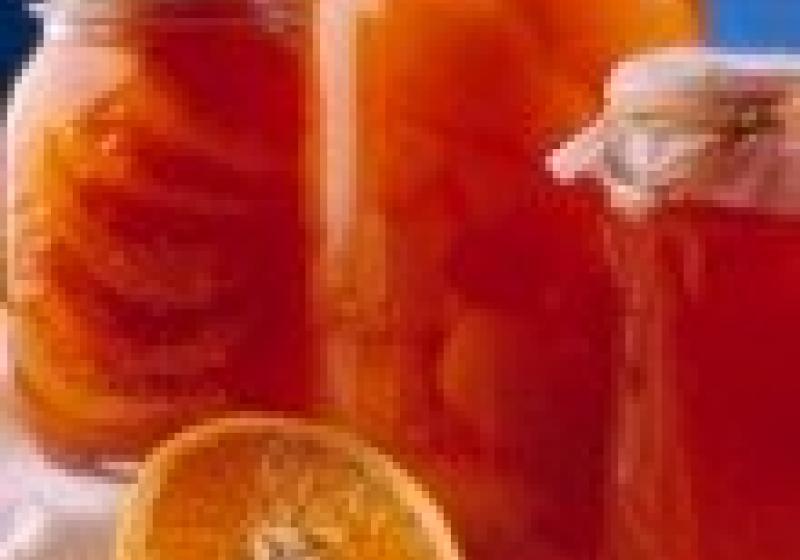 Aby pomerančová marmeláda nezhořkla
