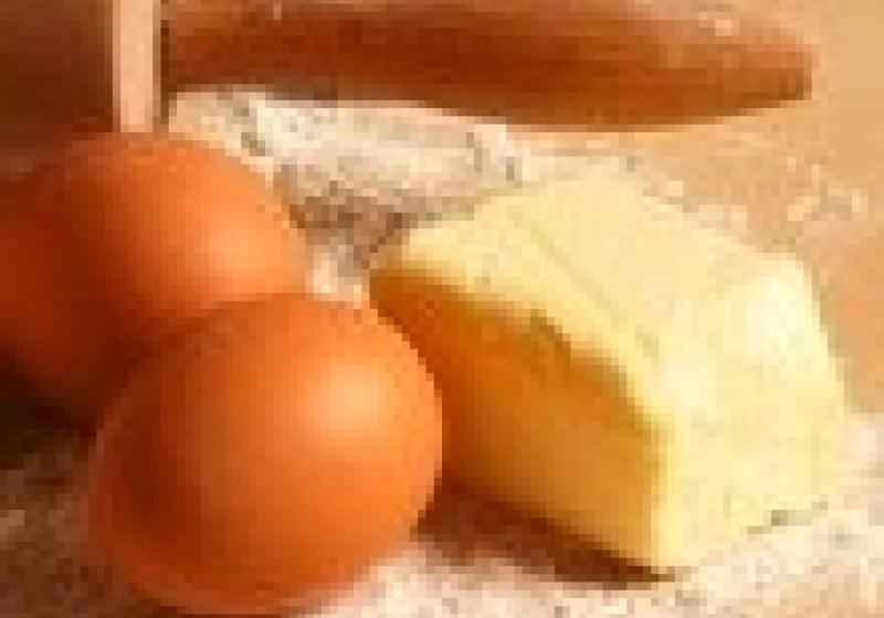 Máslo do těsta