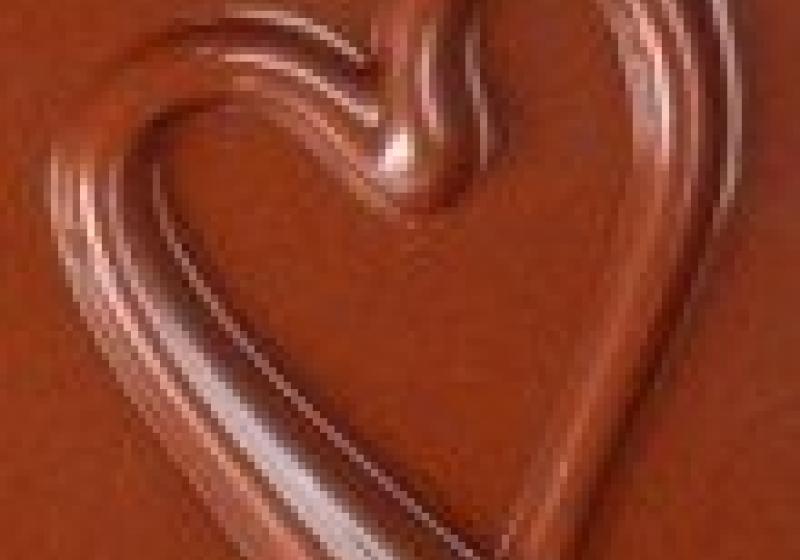 Předvalentýnská degustace čokolády