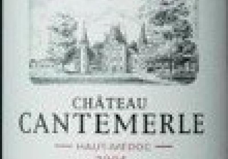 Vertikální degustace Château Cantemerle