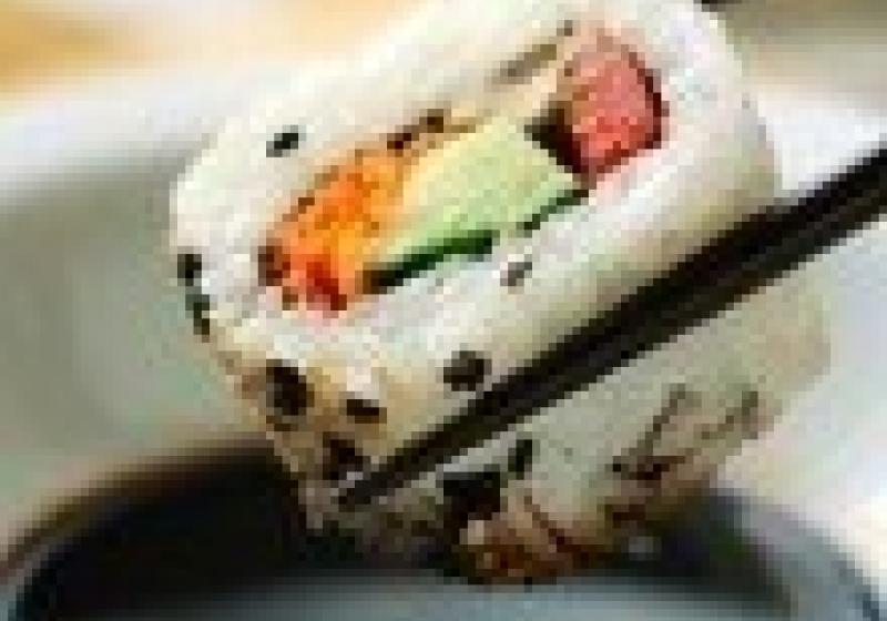 Naučte se připravovat sushi