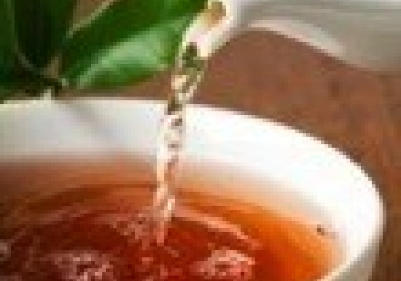 Jarní čajový dýchánek