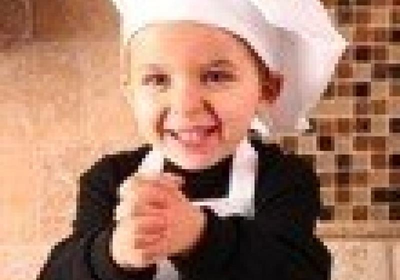 Děti vaří rodičům