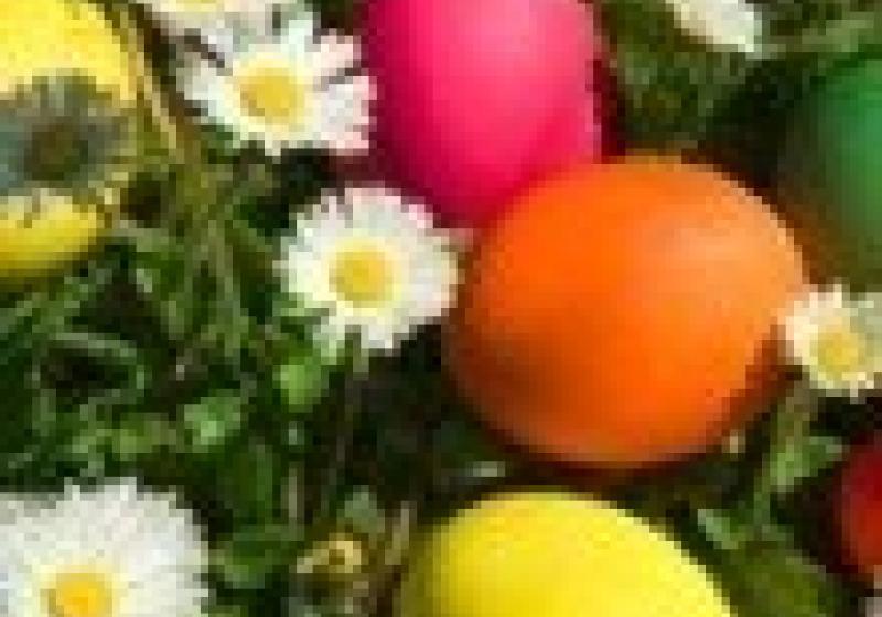Velikonoční jarmark v Botanické zahradě