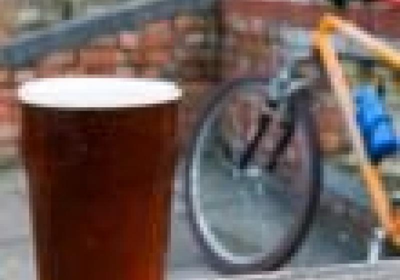 S Bezručem na pivo
