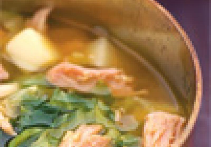 Utíká vám polévka?