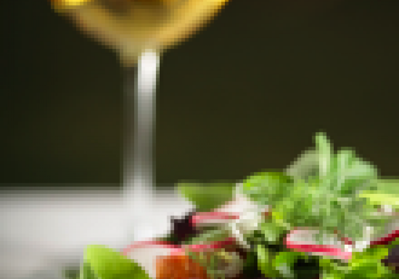 Víno na velikonoční stůl