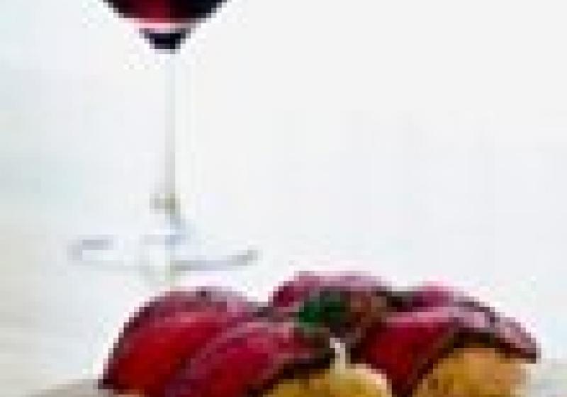Japonská kuchyně a francouzská vína