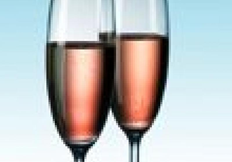 Vyhrajte růžový sekt Prestige rosé brut