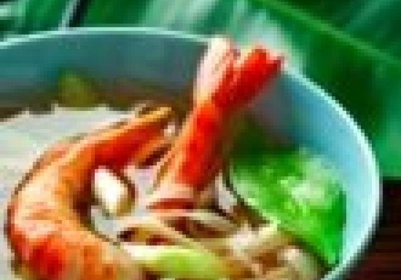 Pravá thajská kuchyně