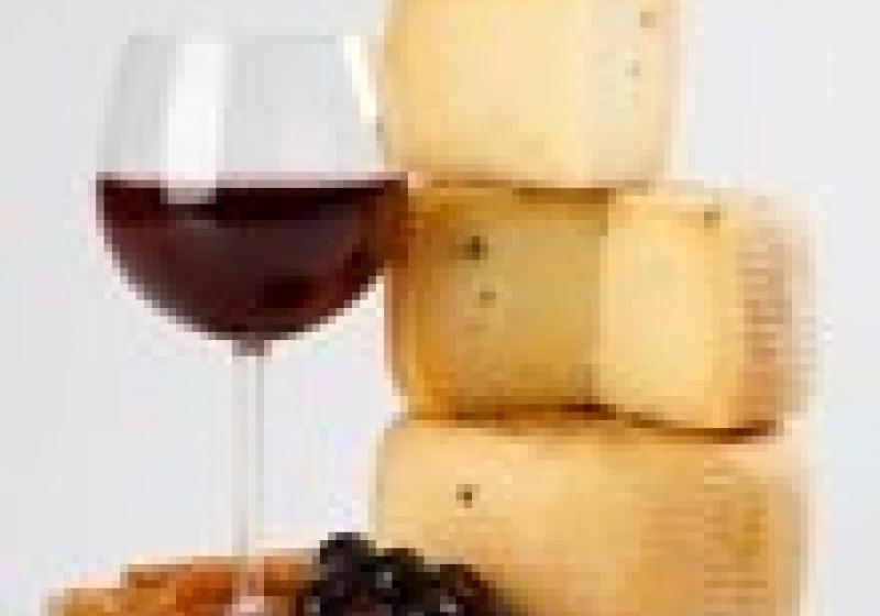 Vína a sýry ve Vysokém Mýtě