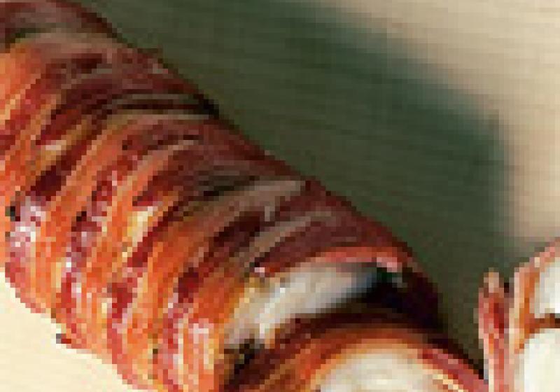 Trik na krájení slaniny
