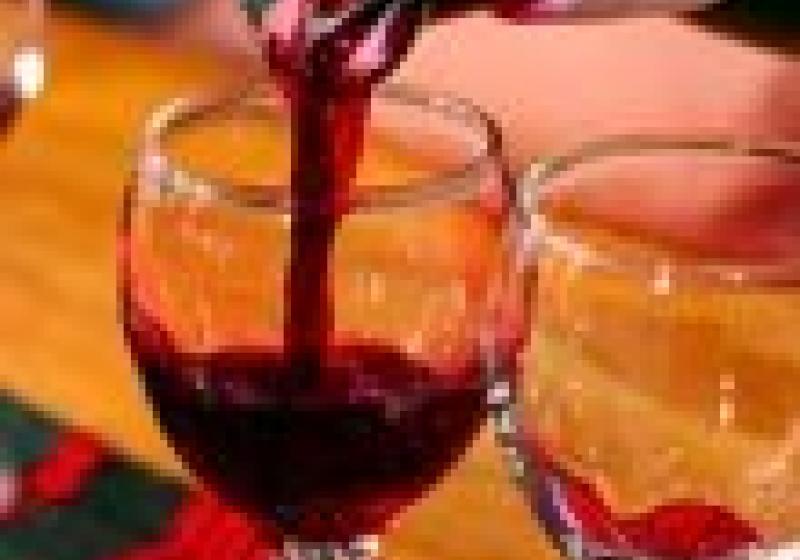 Maďarská vína a foie gras