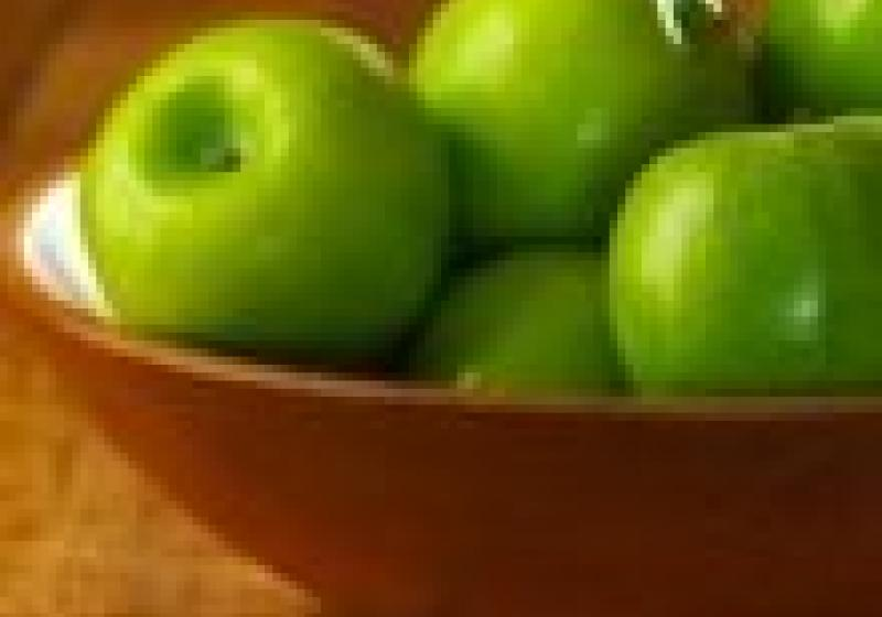 Jak snadno oloupat jablka