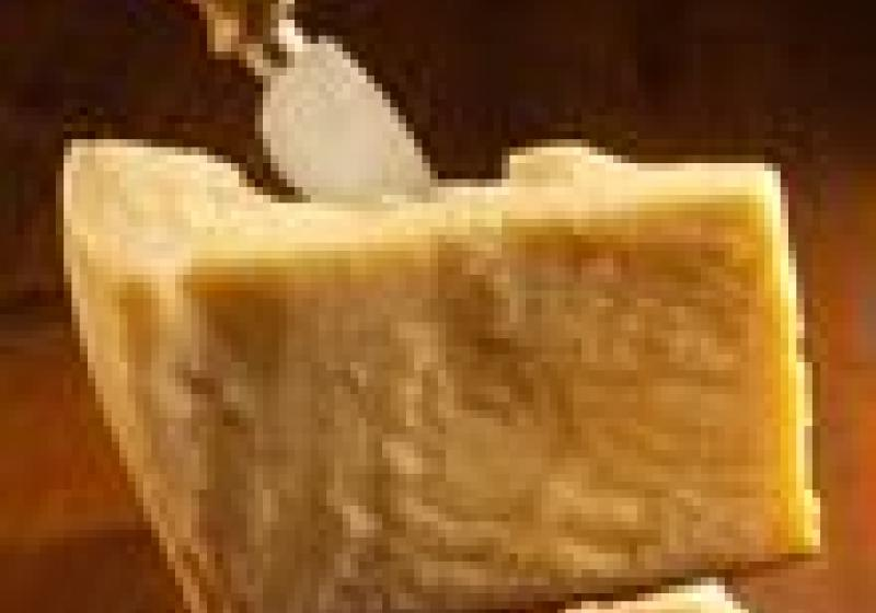 Italské sýry a uzeniny