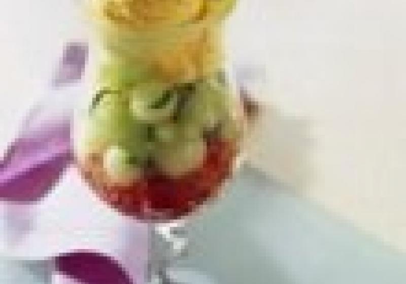 Zmrzlinové speciality a letní koktejly
