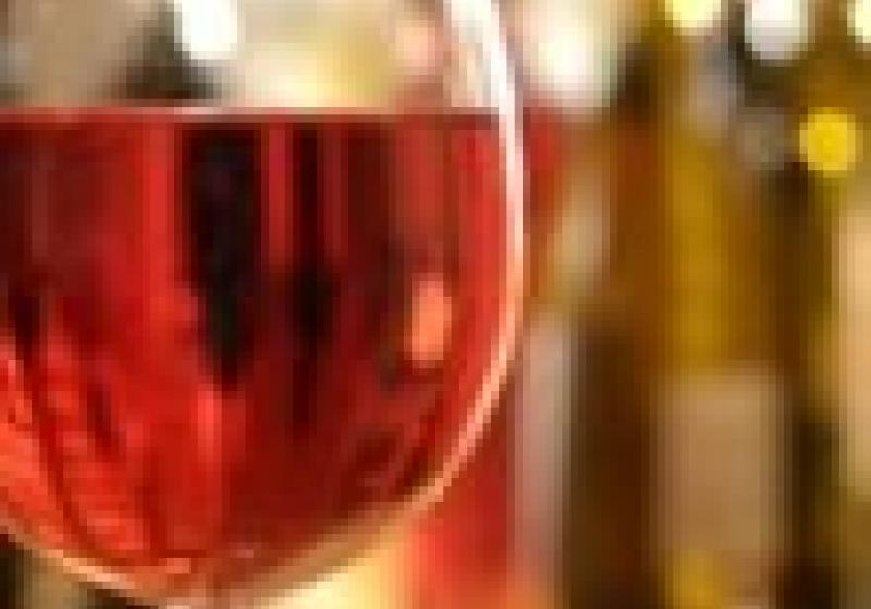 Léto s rosé víny