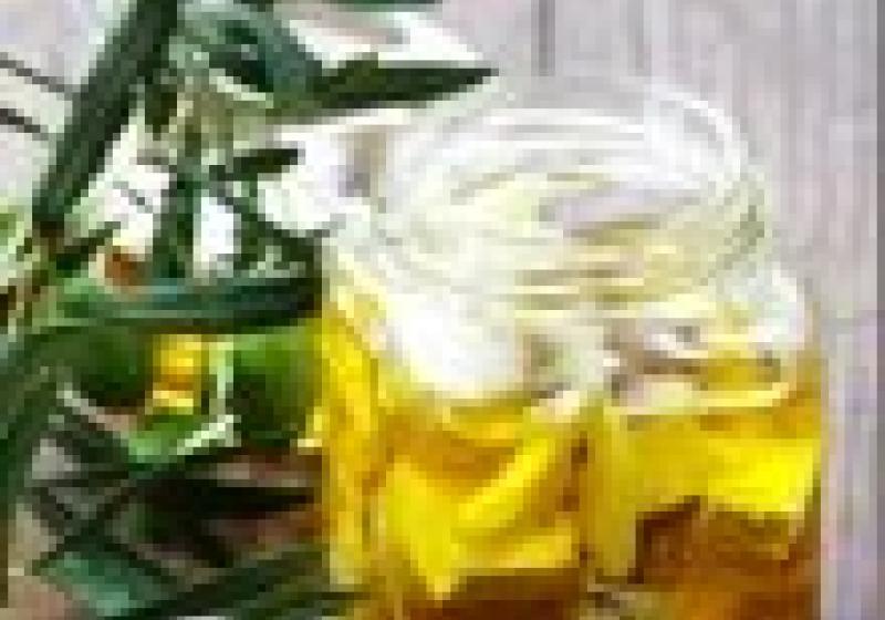 Co s ochuceným olejem