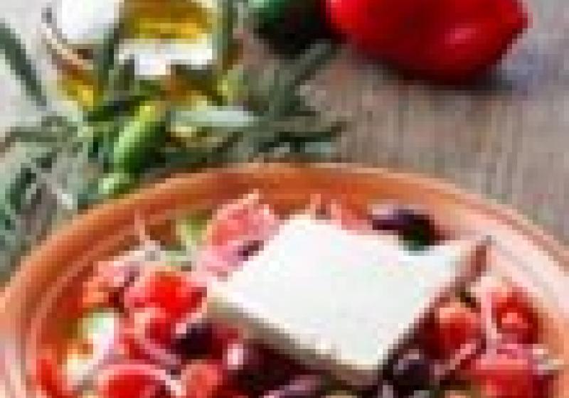 Jak se vaří v Řecku