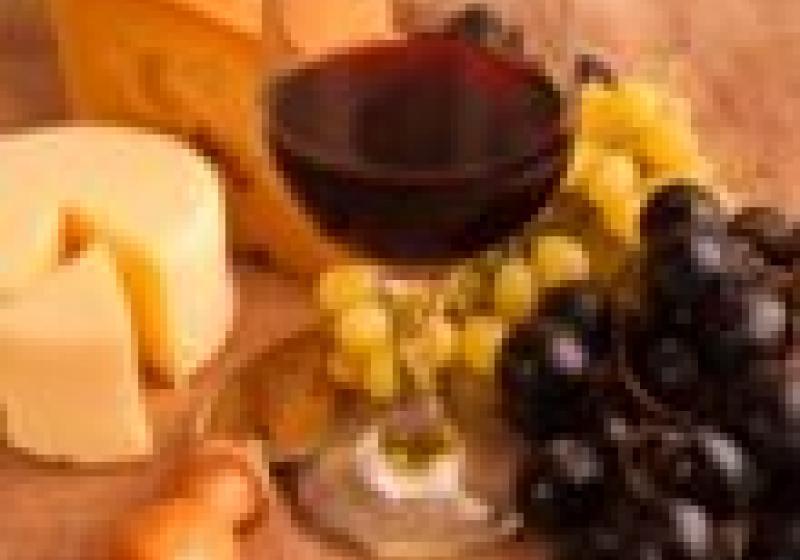 Sýrová večeře o pěti chodech