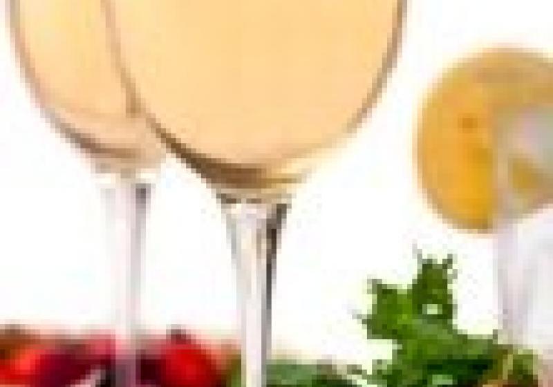 Snoubení vína a jídla