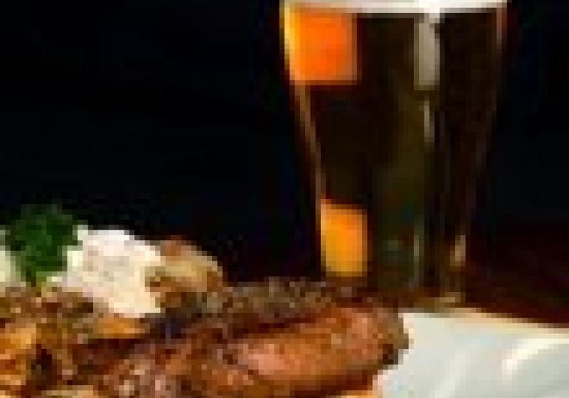 Pivo a grilování