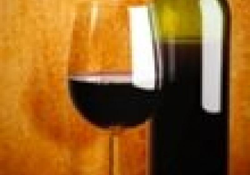 Červená vína z Bordeaux