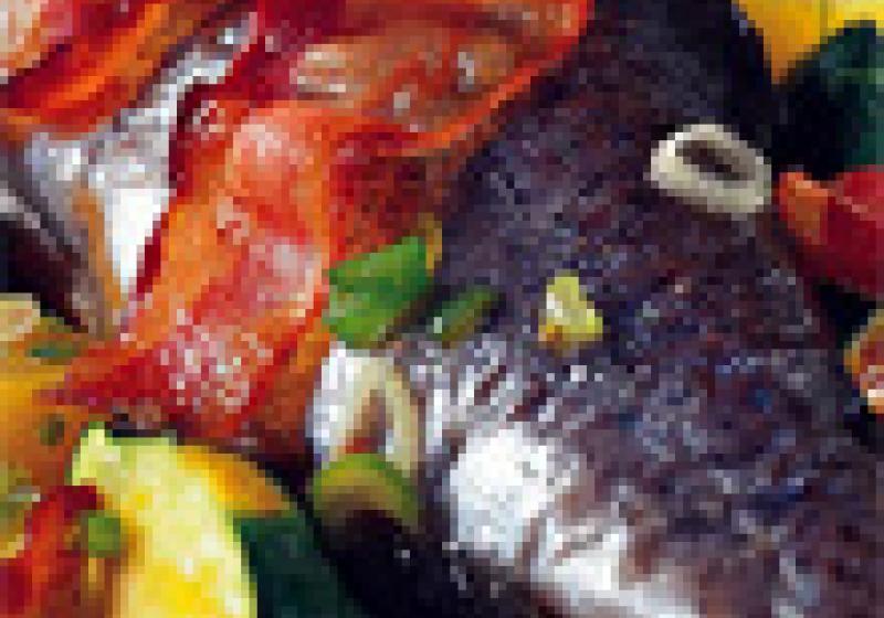 Lekce vaření v Alcronu: Jak správně připravovat ryby
