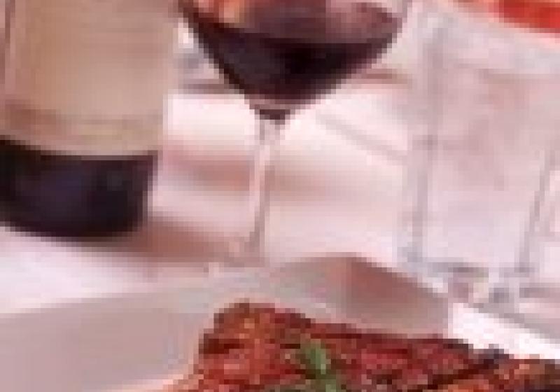 Večeře s velkými italskými víny v La Bouchée