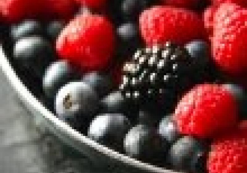 Jak na lesní plody z mrazáku